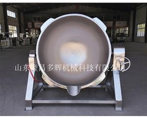 燃气夹层锅单锅